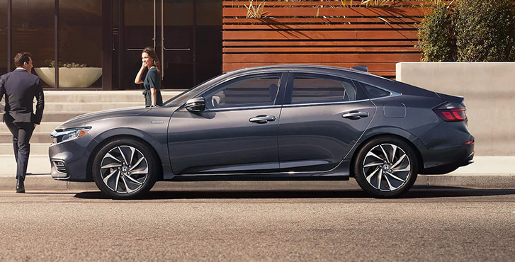 2020 Honda Insight comfort