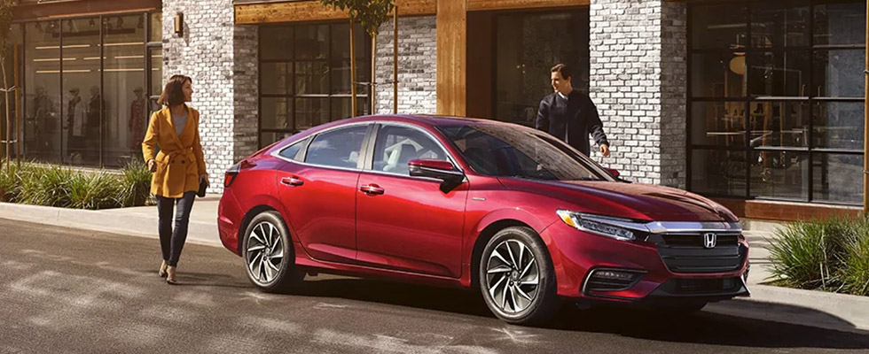2020 Honda Insight For Sale in Huntington