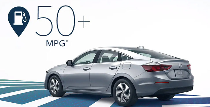 2020 Honda Insight performance