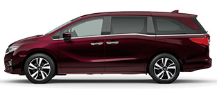 2020 Honda Odyssey For Sale in Huntington