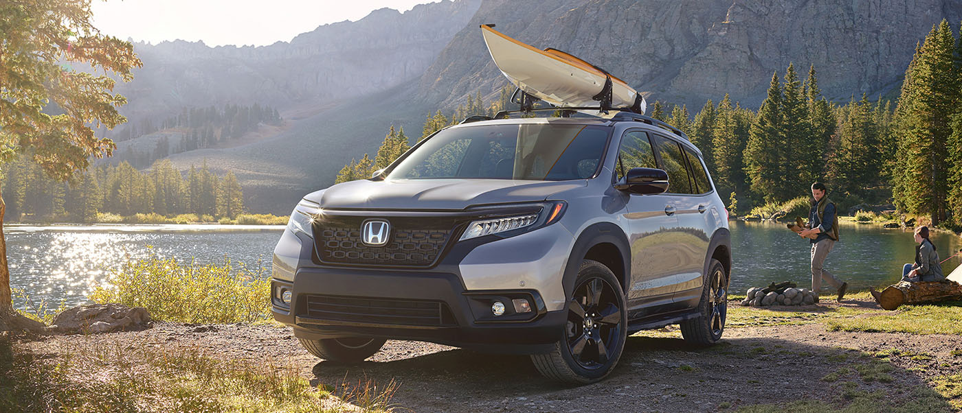 2020 Honda Passport Appearance Main Img