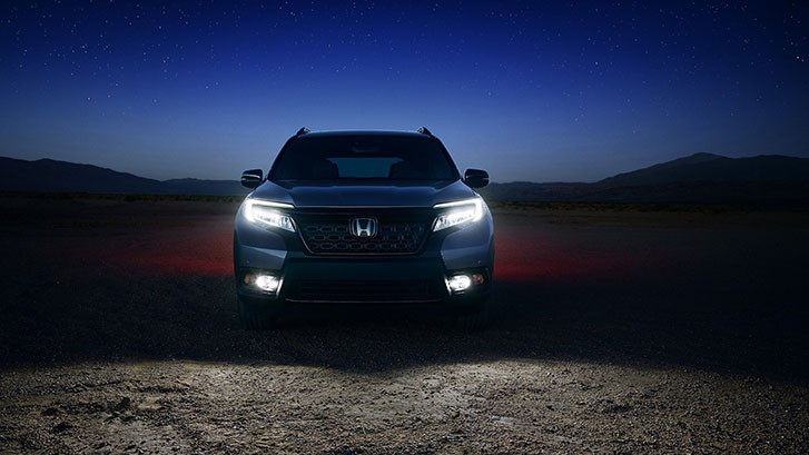 2020 Honda Passport appearance