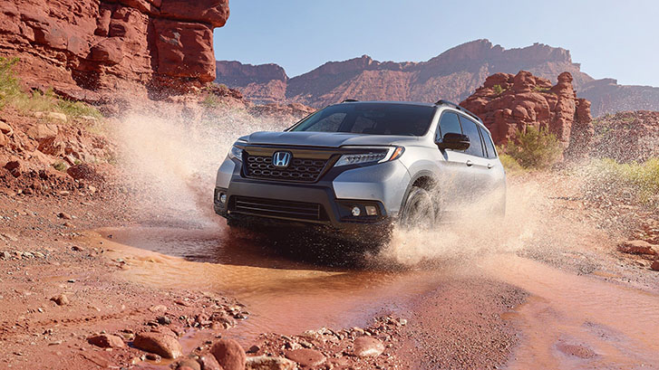 2020 Honda Passport performance