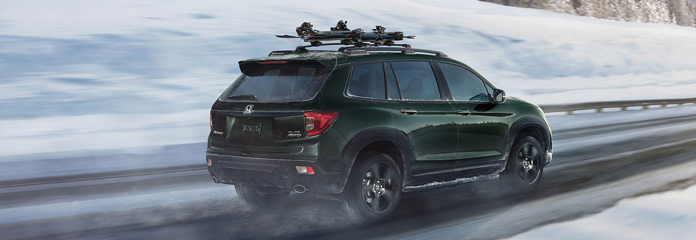 2020 Honda Passport Safety Main Img