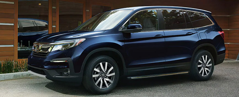 2020 Honda Pilot For Sale in Huntington