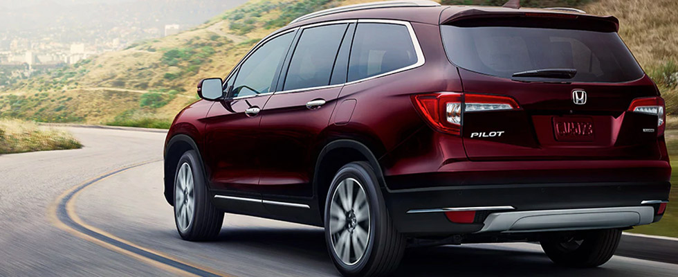 2020 Honda Pilot Safety Main Img