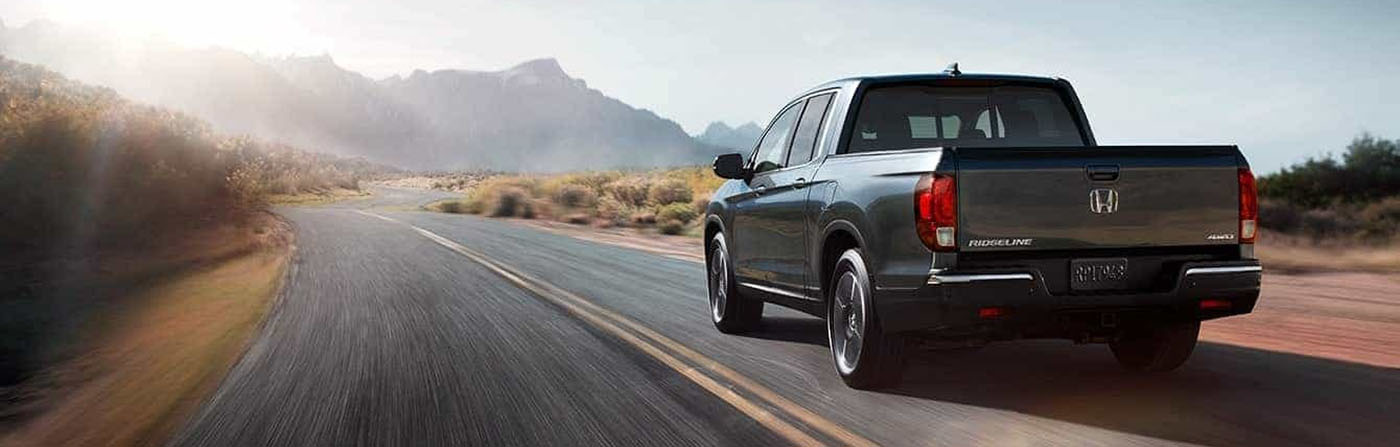 2020 Honda Ridgeline Safety Main Img