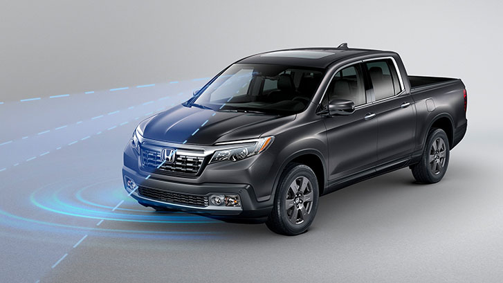 2020 Honda Ridgeline safety