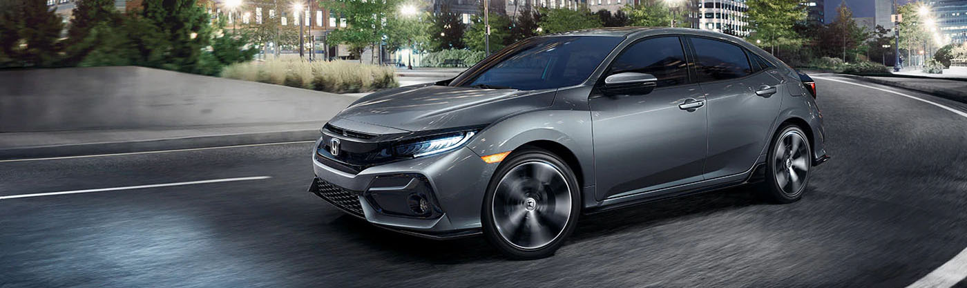 2021 Honda Civic Hatchback Appearance Main Img