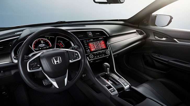 2021 Honda Civic Hatchback comfort
