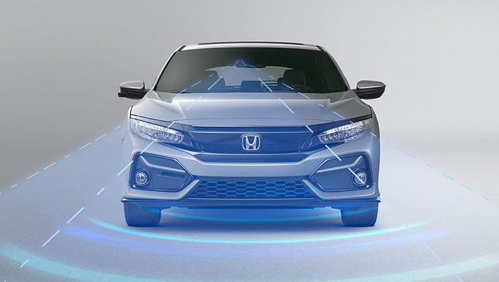 2021 Honda Civic Hatchback safety