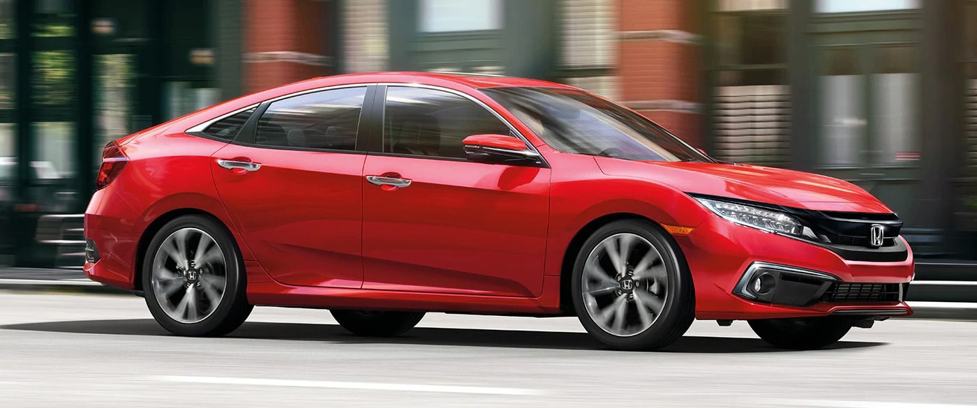 2021 Honda Civic Sedan Appearance Main Img