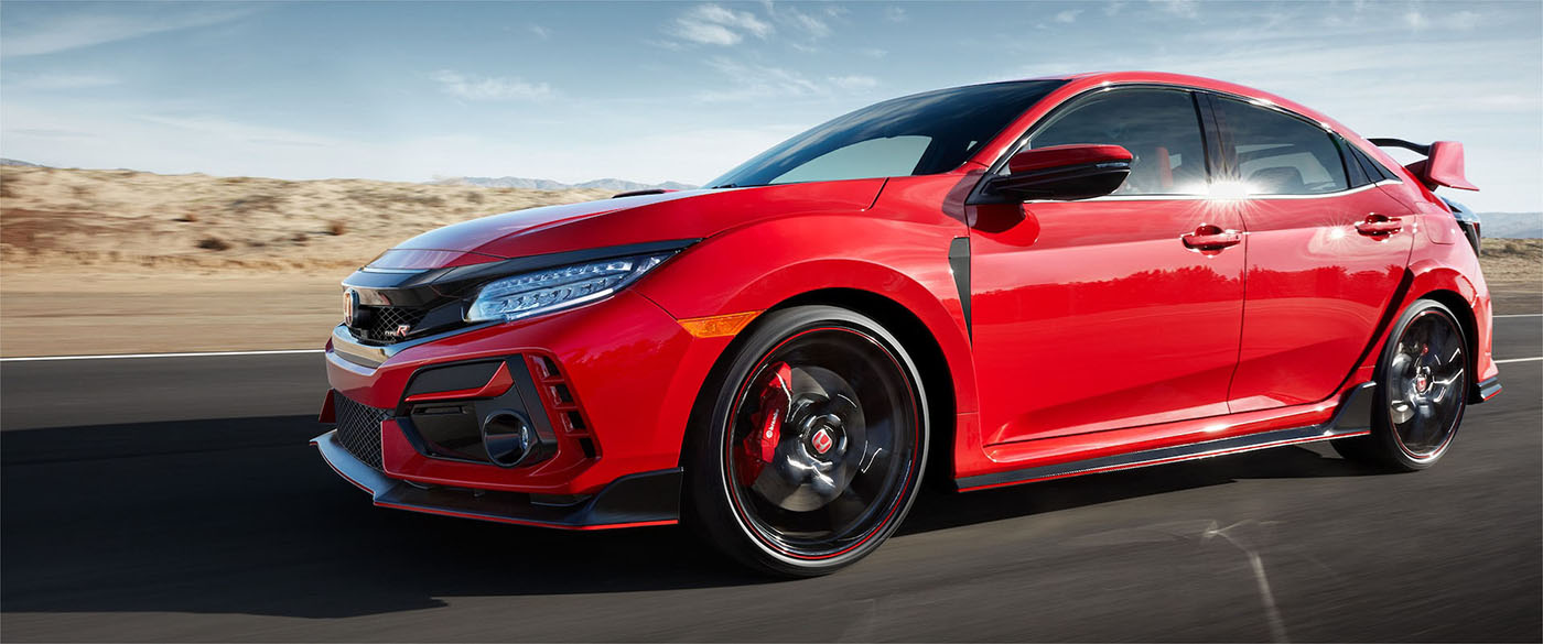 2021 Honda Civic Type R Appearance Main Img