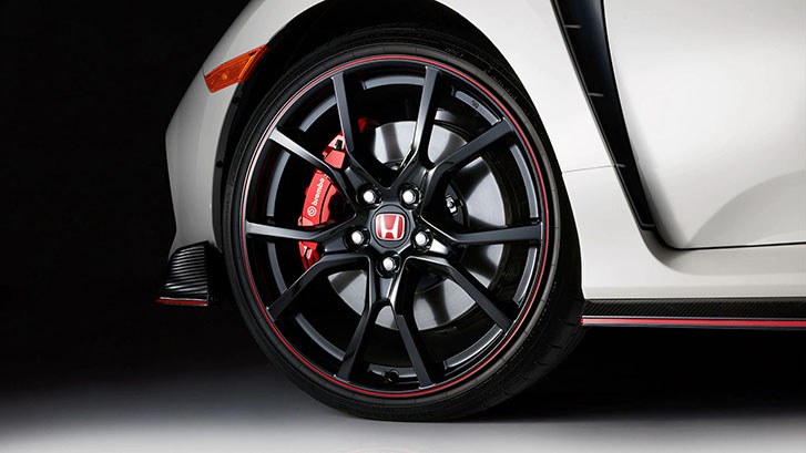 2021 Honda Civic Type R appearance