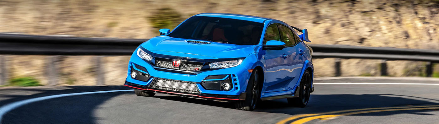 2021 Honda Civic Type R For Sale in Boise