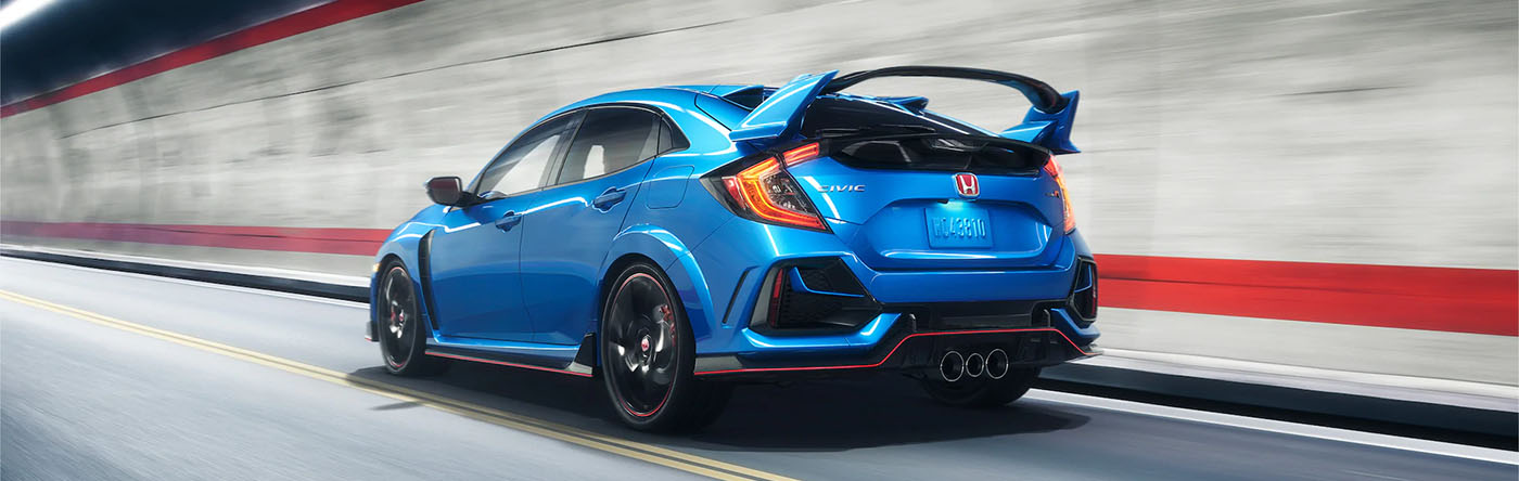 2021 Honda Civic Type R Safety Main Img