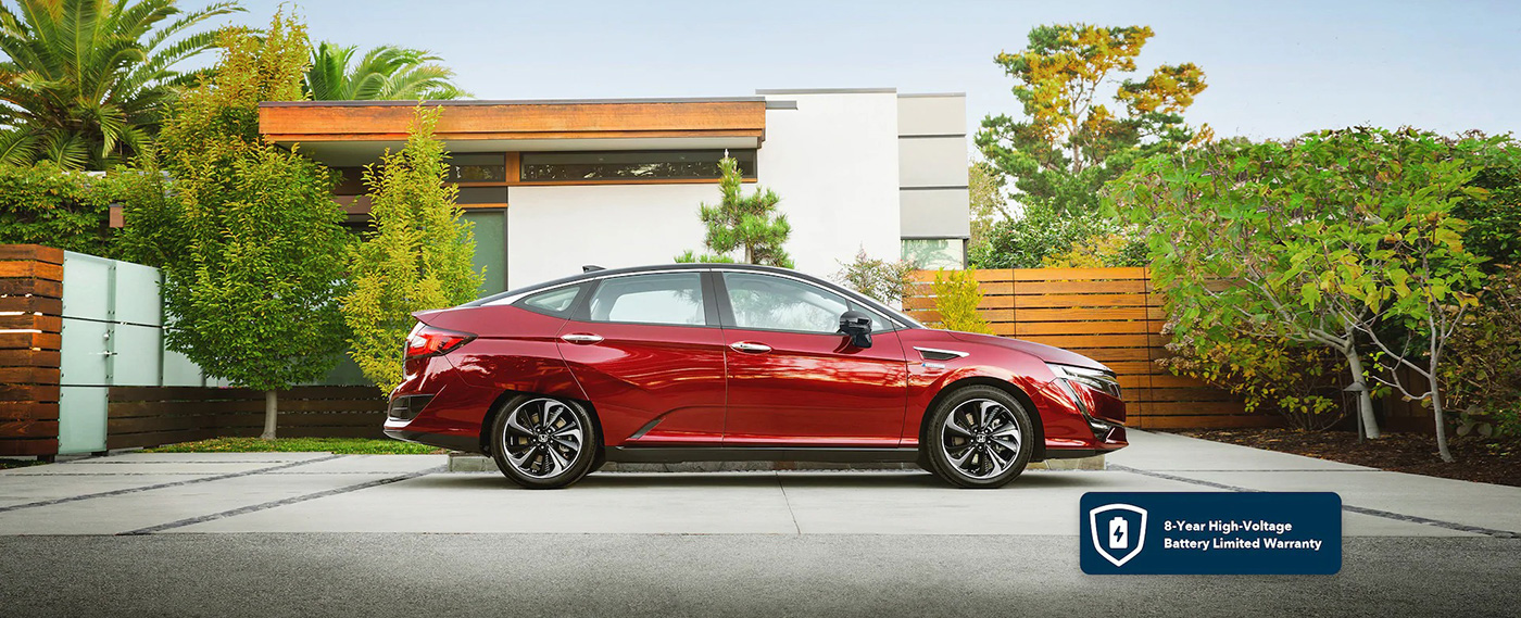 2021 Honda Clarity Fuel Cell For Sale in Sarasota