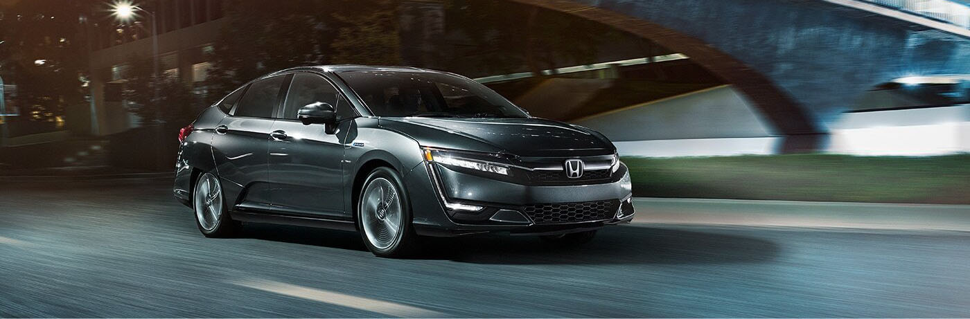 2021 Honda Clarity Plug-In Hybrid Appearance Main Img