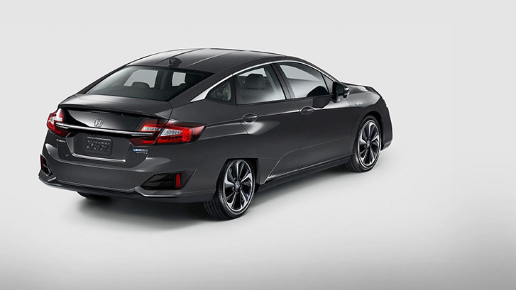 2021 Honda Clarity Plug-In Hybrid appearance