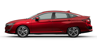 2021 Honda Clarity Plug-In Hybrid For Sale in Huntington