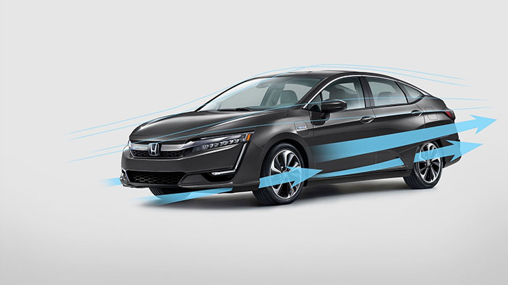 2021 Honda Clarity Plug-In Hybrid performance