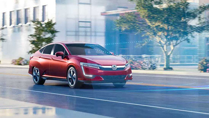 2021 Honda Clarity Plug-In Hybrid safety