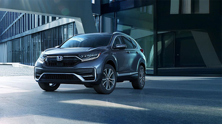 2021 Honda CR-V Hybrid performance