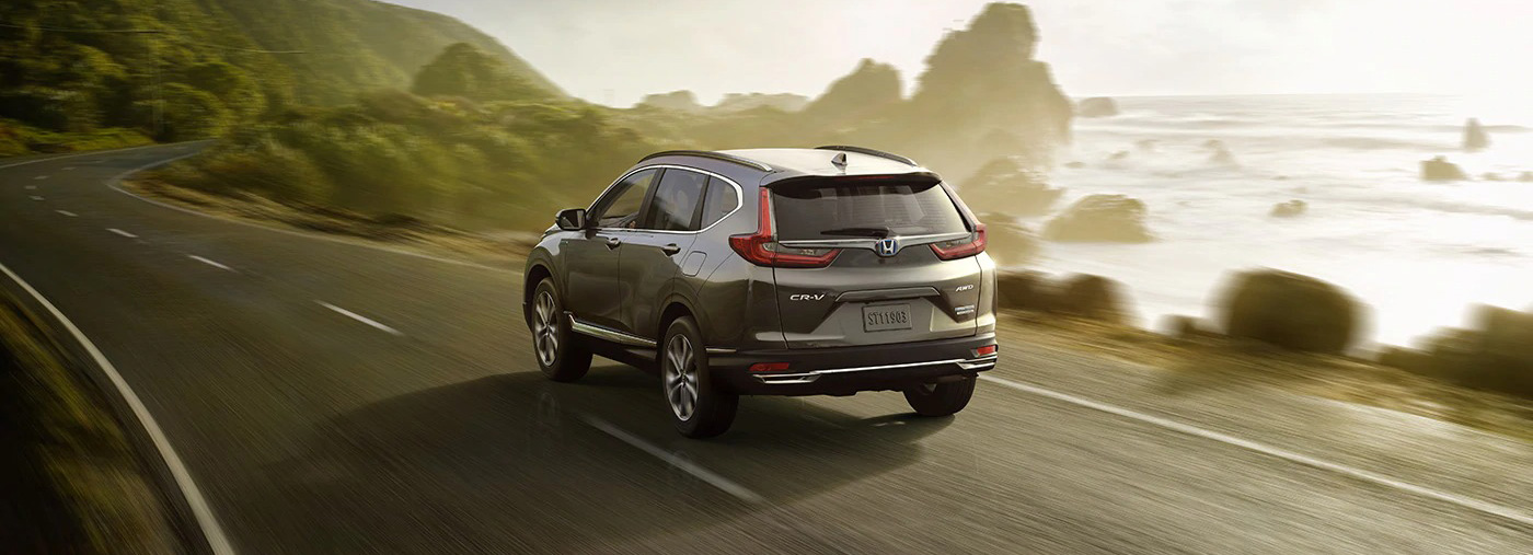 2021 Honda CR-V Hybrid Safety Main Img