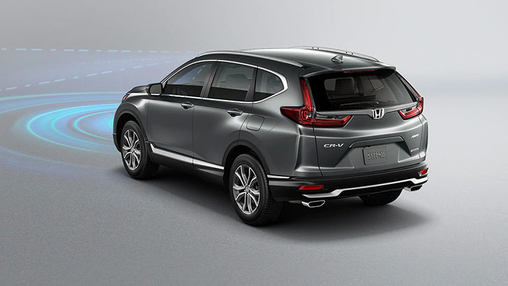 2021 Honda CR-V Hybrid safety