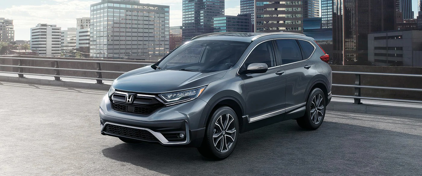 2021 Honda CR-V Appearance Main Img