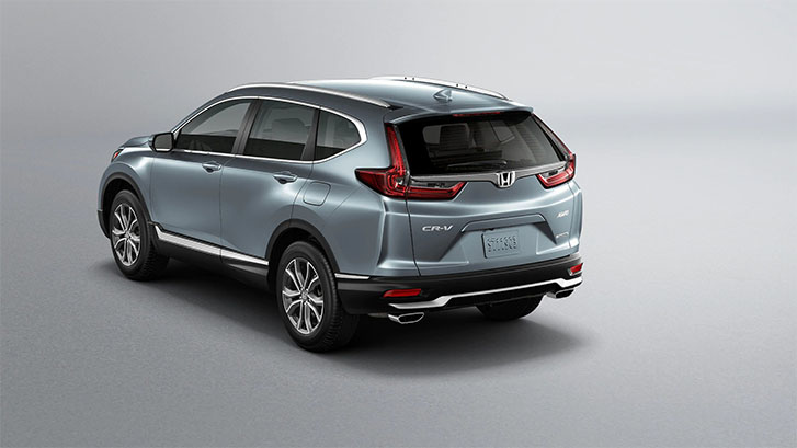 2021 Honda CR-V appearance