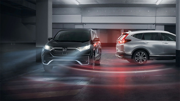 2021 Honda CR-V safety