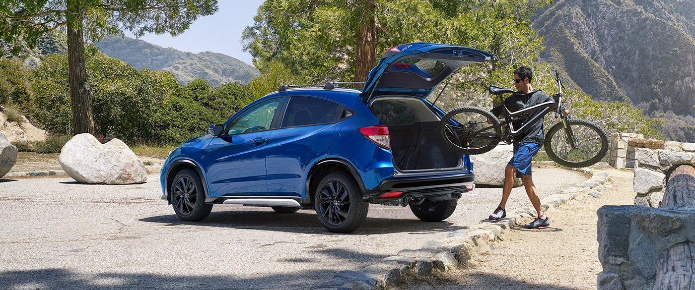 2021 Honda HR-V Appearance Main Img