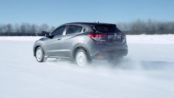 2021 Honda HR-V performance