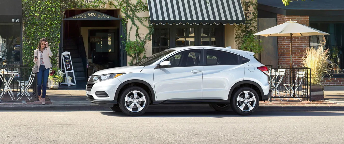2021 Honda HR-V Safety Main Img
