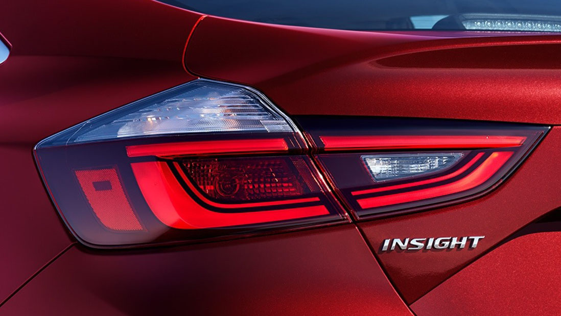 2021 Honda Insight appearance