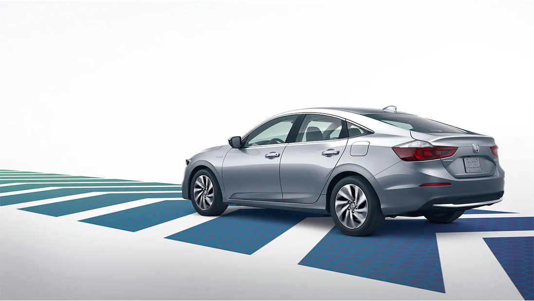 2021 Honda Insight performance