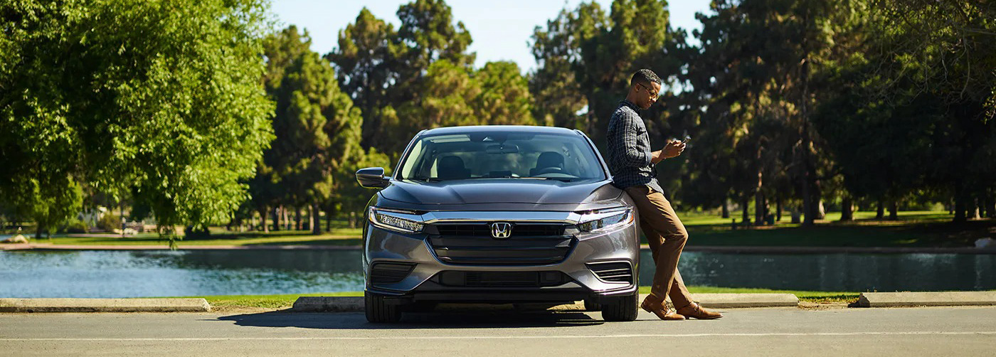 2021 Honda Insight Safety Main Img