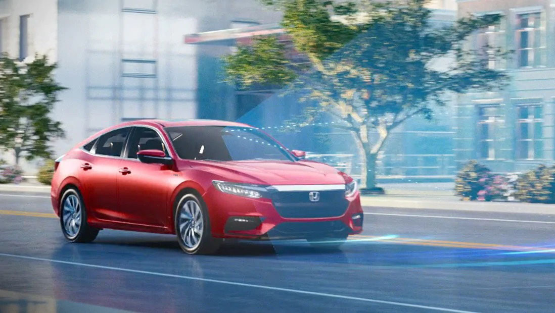 2021 Honda Insight safety