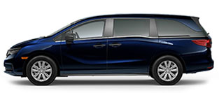 2021 Honda Odyssey For Sale in Huntington