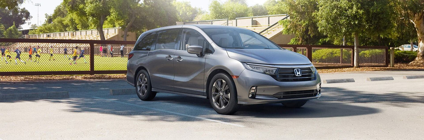 2021 Honda Odyssey For Sale in Sarasota
