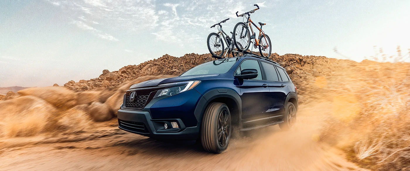 2021 Honda Passport Appearance Main Img