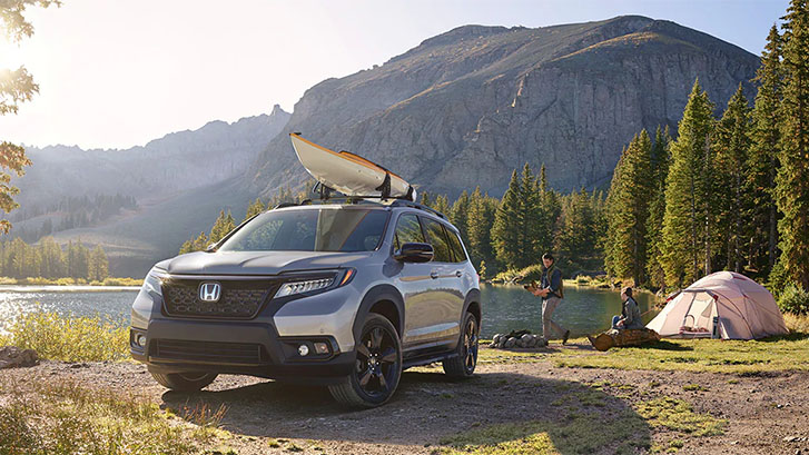 2021 Honda Passport appearance