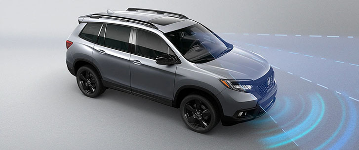 2021 Honda Passport safety