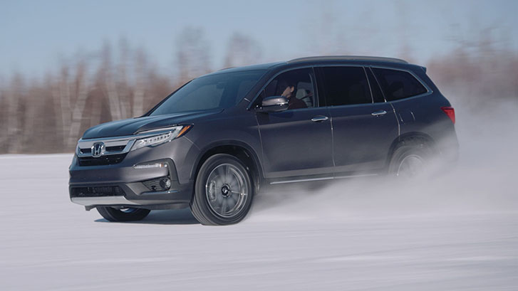2021 Honda Pilot performance
