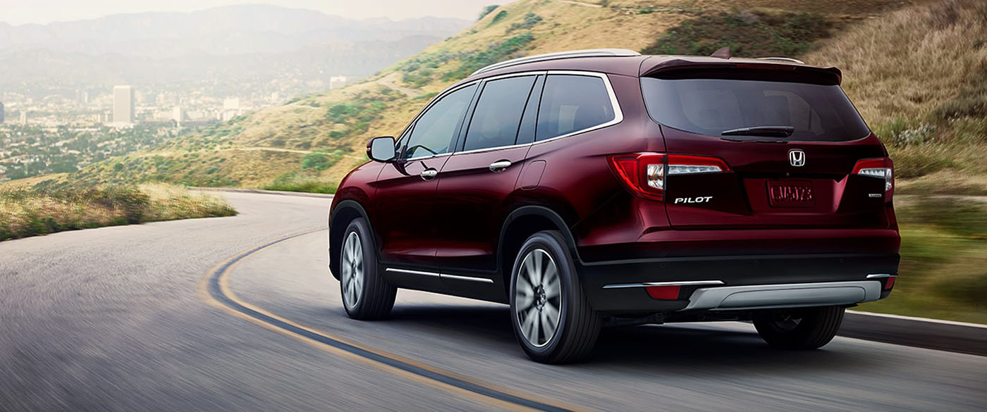 2021 Honda Pilot Safety Main Img