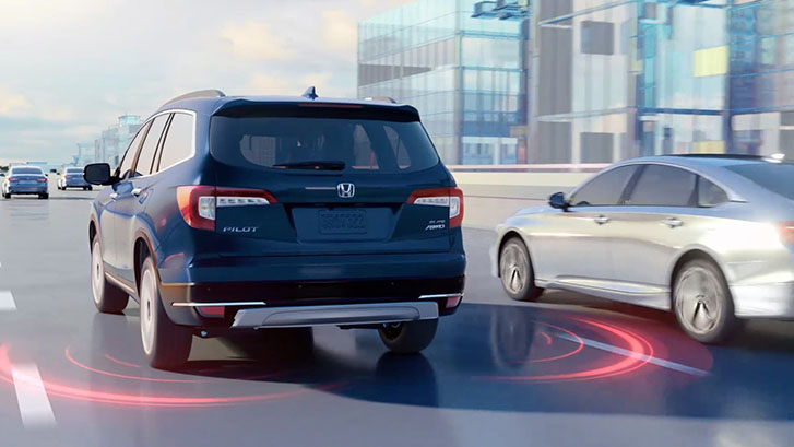 2021 Honda Pilot safety