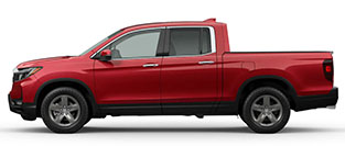 2021 Honda Ridgeline For Sale in Boise