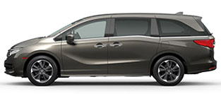 2022 Honda Odyssey For Sale in Boise