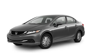 2015 Honda Civic HF For Sale in Huntington